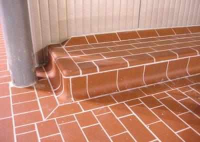 dairy tile flooring